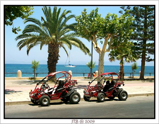 Mini Cars From Kos İsland