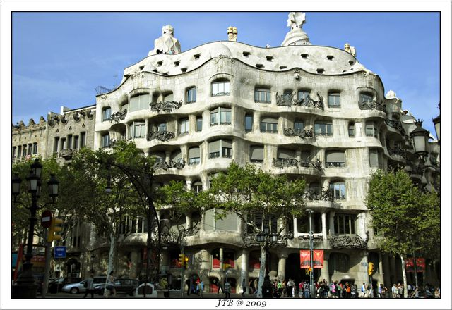 From Gaudi