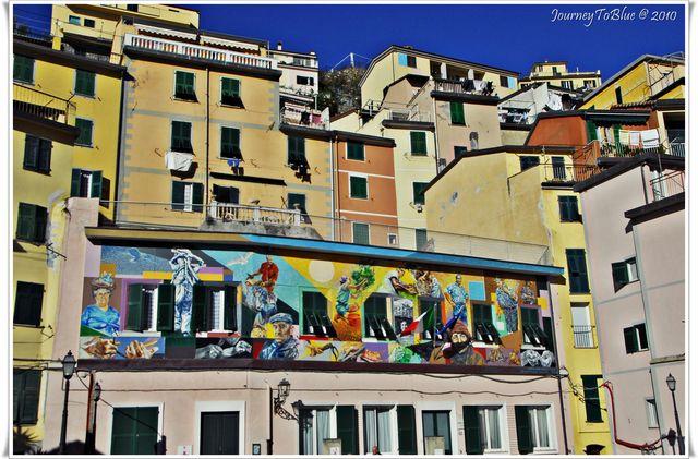 Art From Riamaggiore