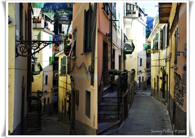 Streets from Ria