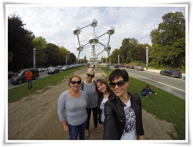 Brüksel'de tursitik hareketler peşinde!